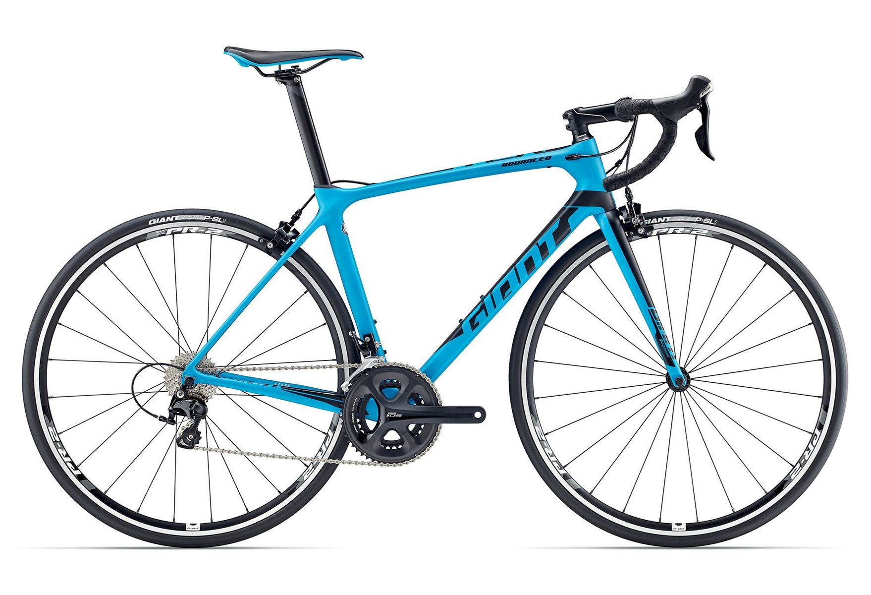 Giant TCR Advanced 2 Carbon Road Bike £1,399.00