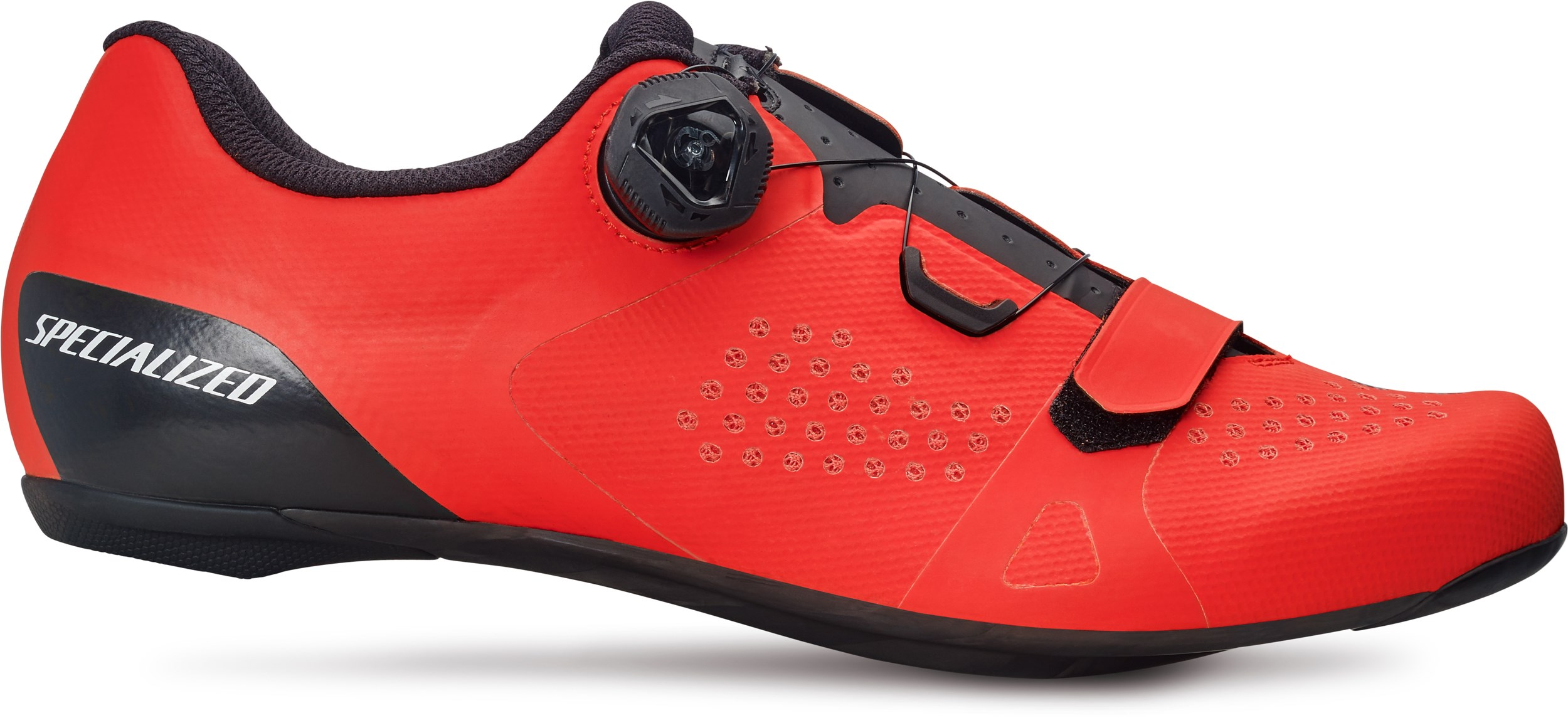 2018 Specialized Torch 2 0 Road Bike Shoes in Red
