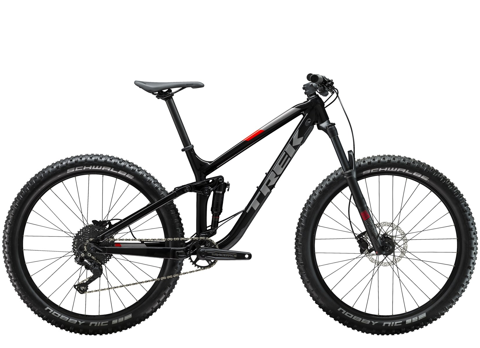 2019 Trek Fuel EX 5 Plus Mens Full Suspension Mountainbike